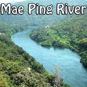 Mae Ping River Trip