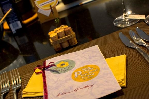 The Menu at Pinn Food Society