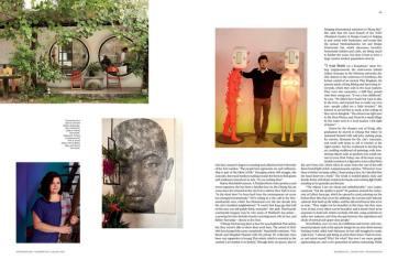 featured in DestinAsian Magazine