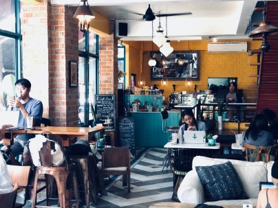My Secret Café In Town
