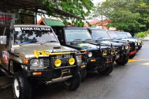 JWJ2 Expidition Arrives in Chiangrai