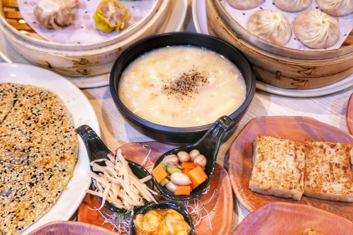 澤字號粿舖 逢甲新開幕上海小點 20摺湯包、燒賣、蘿蔔糕都好好吃!