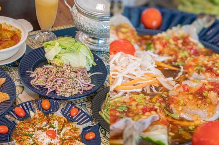 泰豪脈 台中公益路旁平價泰式料理