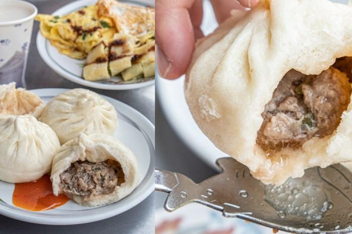 苟不理天津湯包 台中東區人氣傳統早點推薦