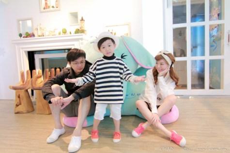 我們一家的Bensimon法國輕時尚帆布鞋