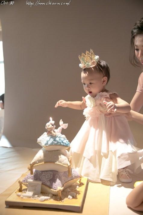 香香1歲Birthday Party