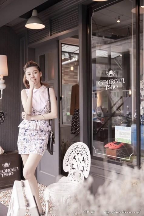 好迷人隱密的Gt Antique Cafe x愛這樣舒服的秋穿搭Rachel's World