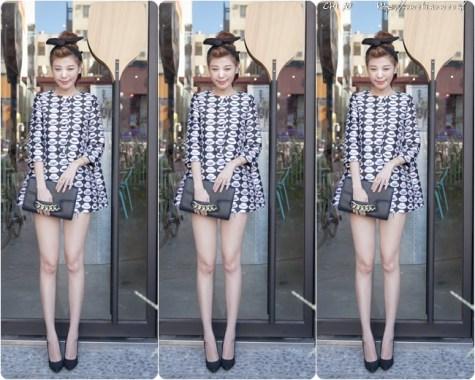 我不會忘記鏟子x說來就來的Min min Lynn & Co.秋時尚