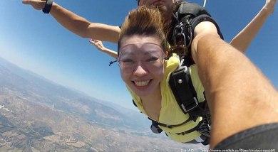 加州_人生第一次跳傘Skydive IN California