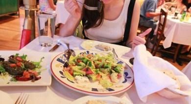 加州_有點異想不到的地中海料理Cafe Santorini Pasadena