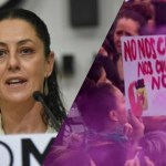 Claudia Sheinbaum dijo que es justo demandar y exigir justicia para las mujeres