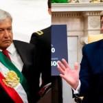 AMLO arriba a EU con ofrendas en monumento a Benito Juárez y Lincoln