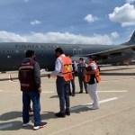 Arriban a Chiapas más de 121 mil vacunas anti COVID-19 para continuar protegiendo a la población
