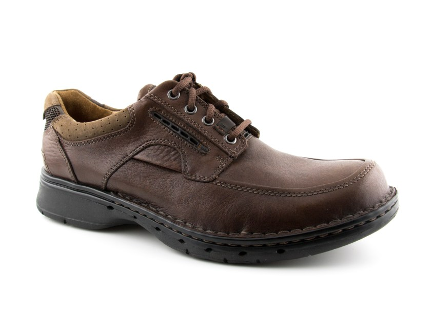 d31c55ed5b1a Clarks UNBEND - BROWN - Chiappetta Shoes