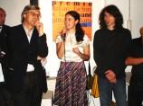 Con Vittorio Sgarbi e Desiderio al Premio IF 08