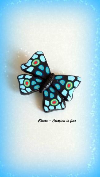 spilla farfalla