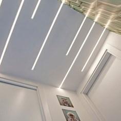 corridoio-illuminazione-carta da parati