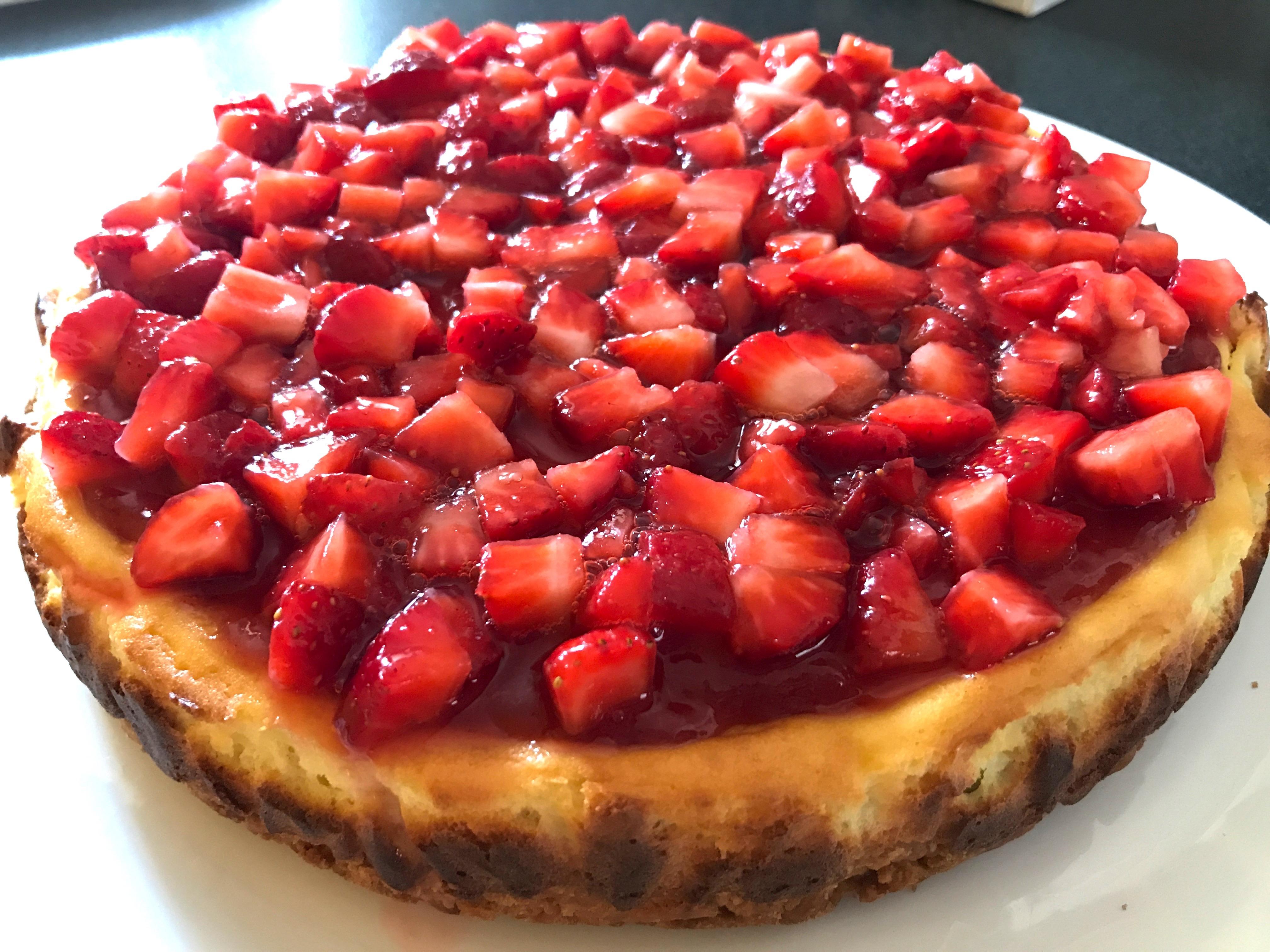 Che buona la Cheesecake!!!