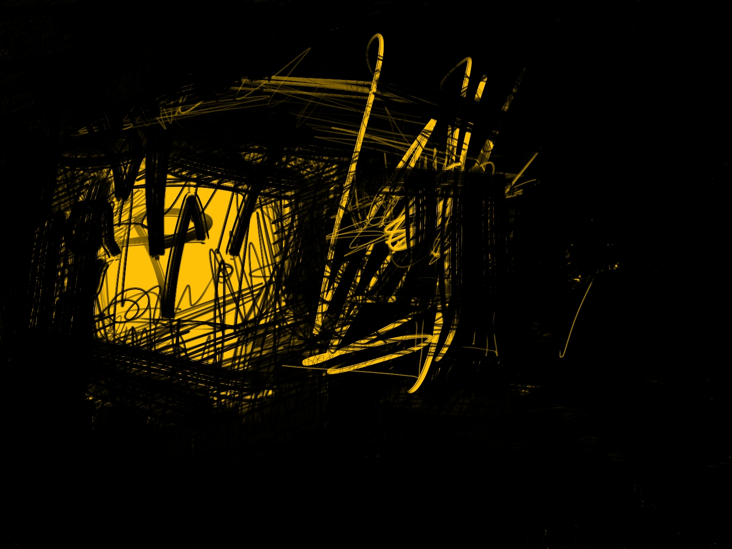 untitled digital art from the Two-Tone collection by chiarascuro