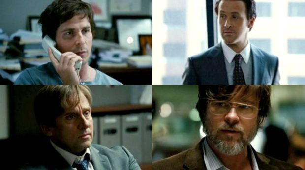 The Big Short film