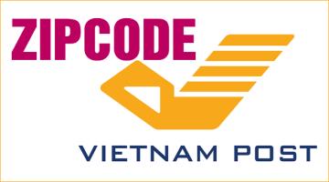 Mã Zip Code các tỉnh thành Việt Nam cập nhật 2017