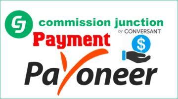 Theo dõi quá trình thanh toán hoa hồng trên CJ về tài khoản Payoneer