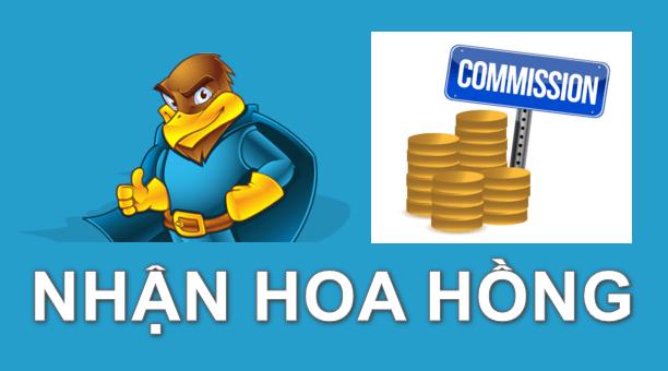 Review hướng dẫn mở Ticket nhận hoa hồng từ Hawk Host