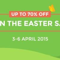 Easter Sale – SiteGround giảm giá lên tới 70%