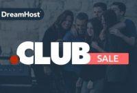 Tên miền .CLUB chỉ 0.99$ tại DreamHost nhanh tay đăng ký ngay