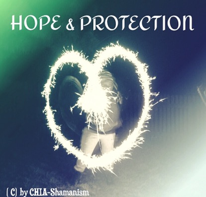 Hope and protection