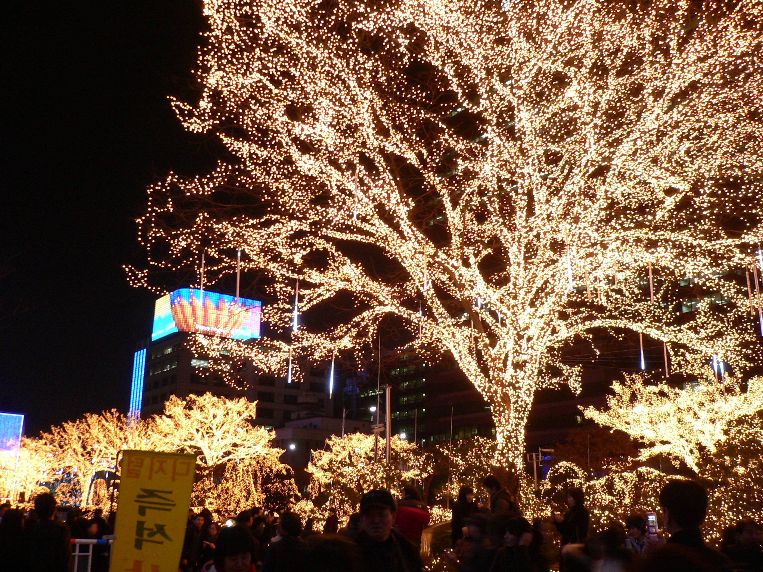 Christmas In Korea Chiasuanchong