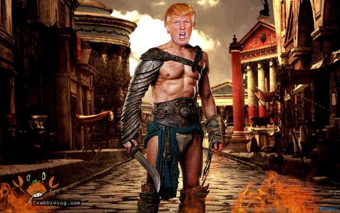 Trump-Warrior-Male