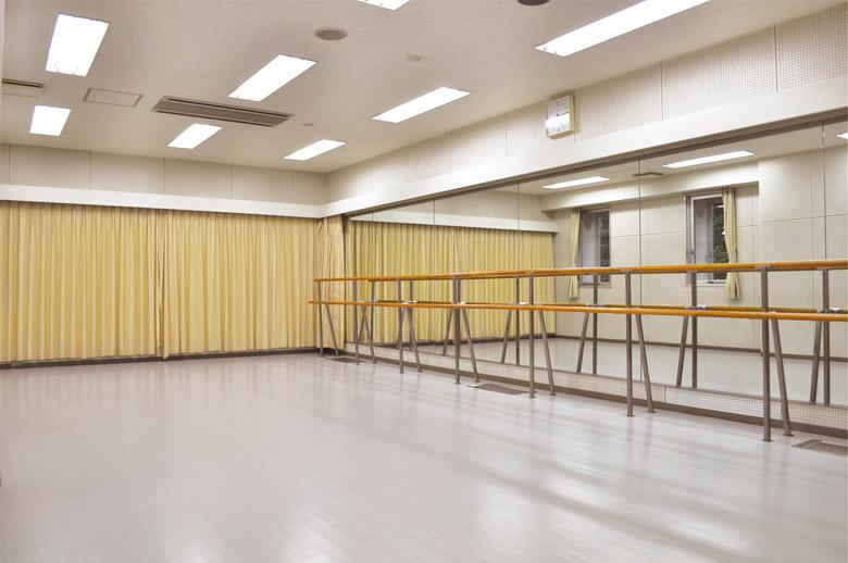 若葉文化ホール第1リハーサル室