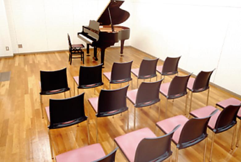 若葉文化ホール第2リハーサル室