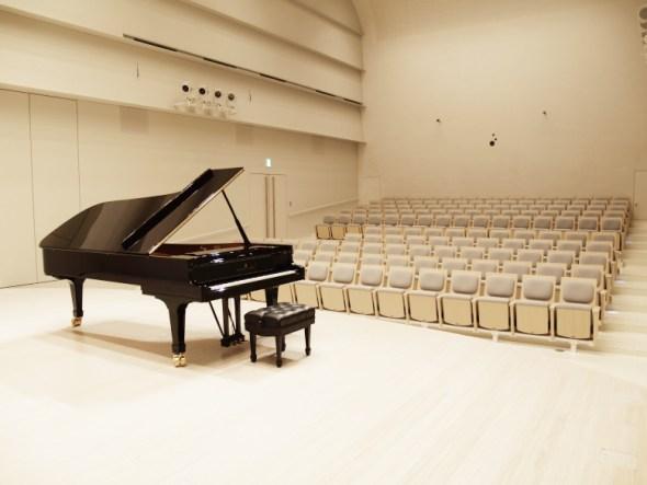 美浜文化ホール 音楽ホール