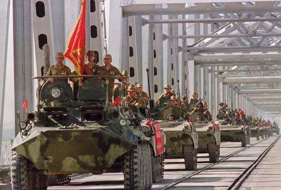 ussrアフガン侵攻