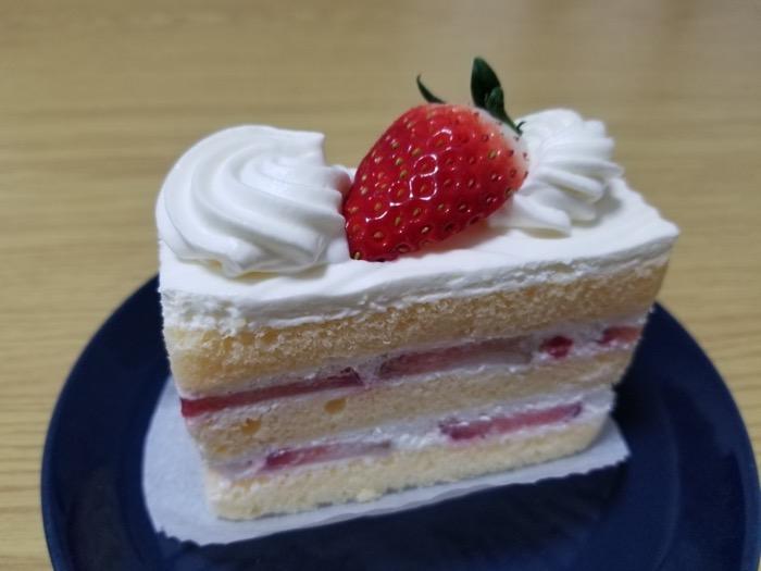 ソレイユショートケーキ