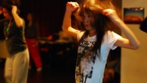 ヒップホップ基礎 @ トムボウイ・ダンスインスティテュート千葉県柏市南柏スタジオ