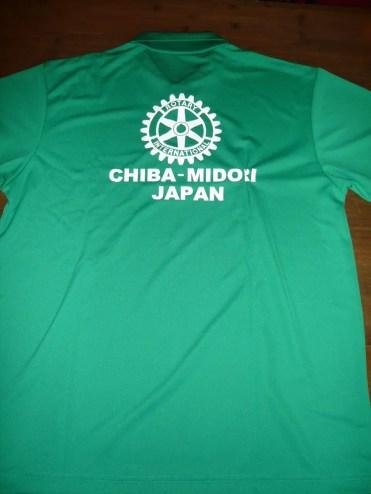新クラブTシャツ