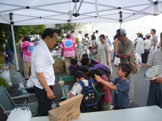 金魚すくい (4)