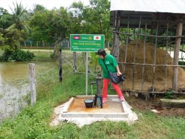 2016-17年度 カンボジア 視察報告1 【井戸寄贈プロジェクト】