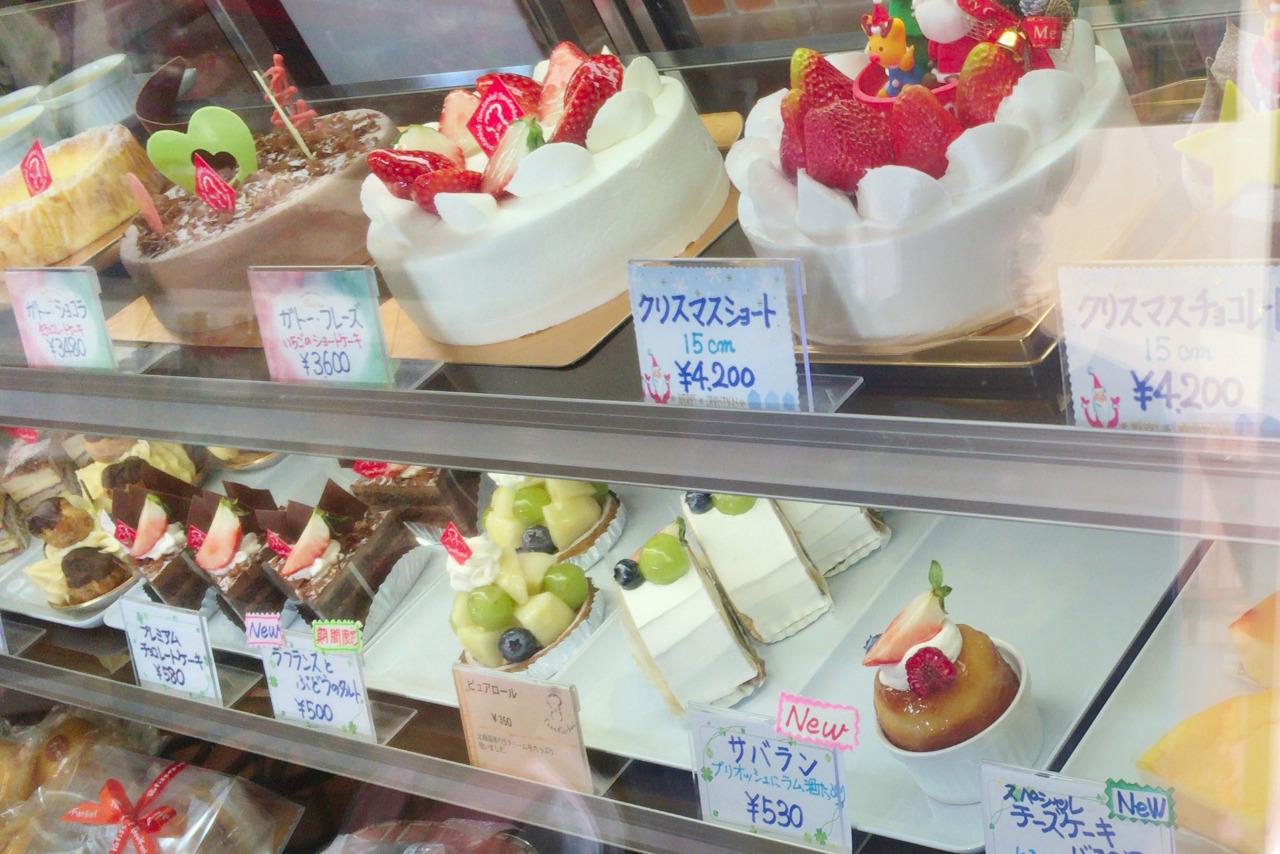 四街道のケーキ屋さんティーンカーベルはタルトやパンなど種類豊富&ギフト用焼き菓子が可愛すぎる♪