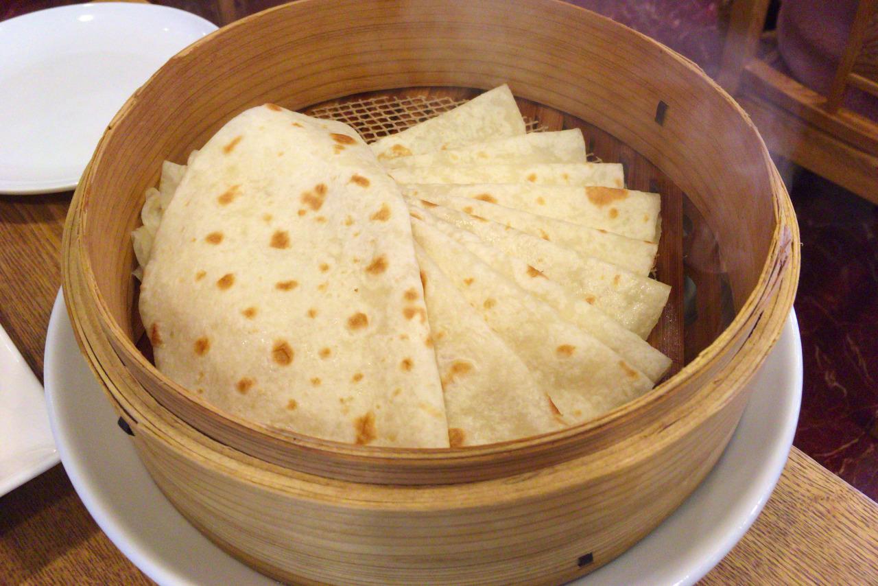 都賀の高級中華 恵泉でいただく本格的な中国小麦粉料理の春餅(ちゅんぴん)ランチ!昼から北京ダックを食べちゃうとはなんて贅沢な…