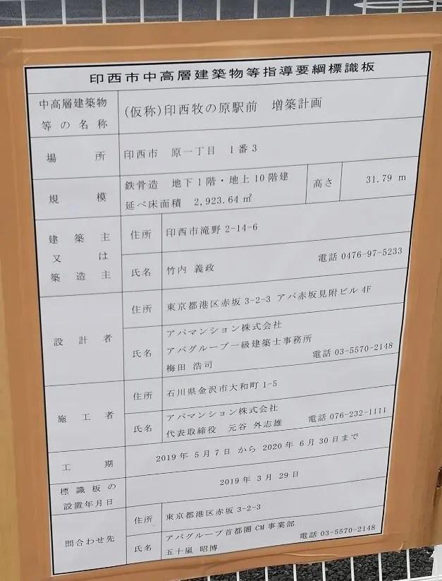 千葉ニューアパホテルさん、増築??