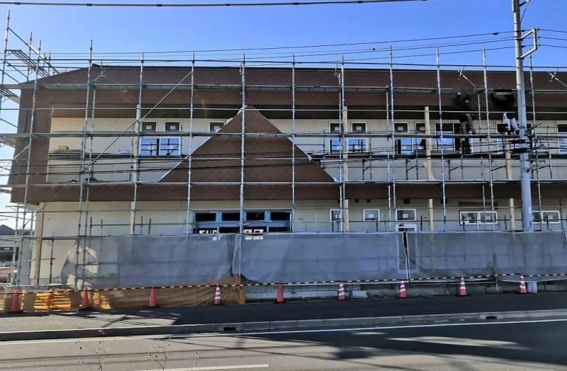 HALO保育園さん、建設が進んでます。03
