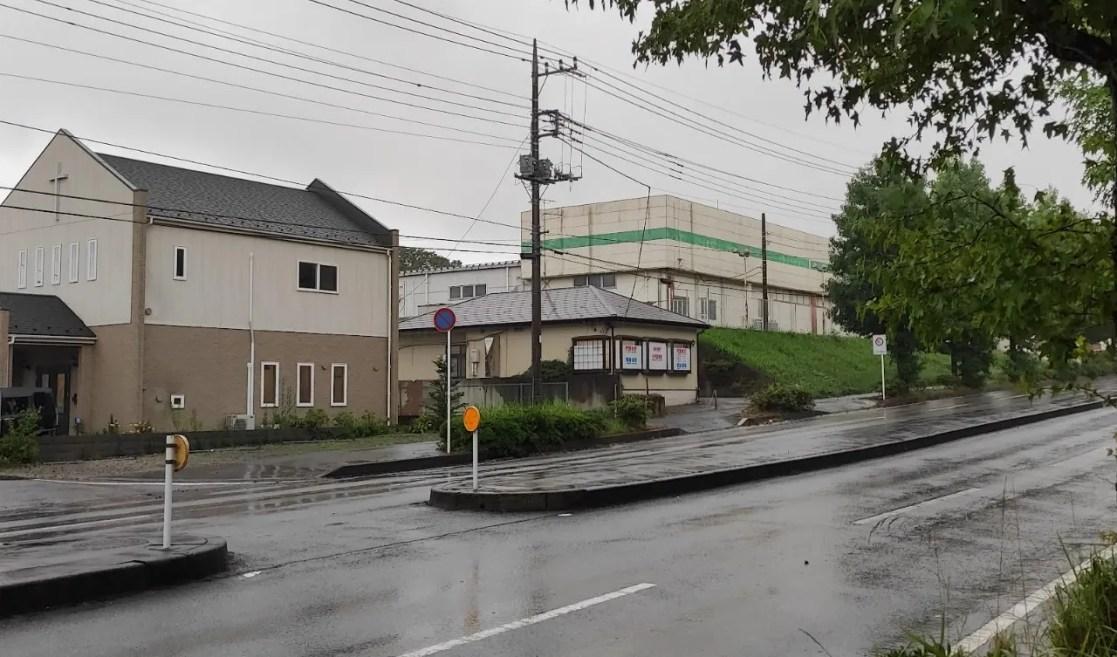 多々羅田にできていた謎のPCR検査のお店。01