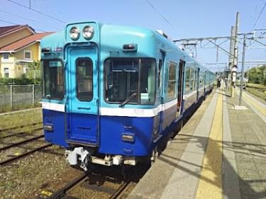 銚子電鉄の銚子駅01