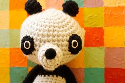 Panda le Jardinier