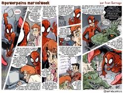 pOWERpAINS_1X07_MARVEL_WEEK