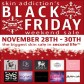 SKIN ADDICTION'S BLACK FRIDAY 2014
